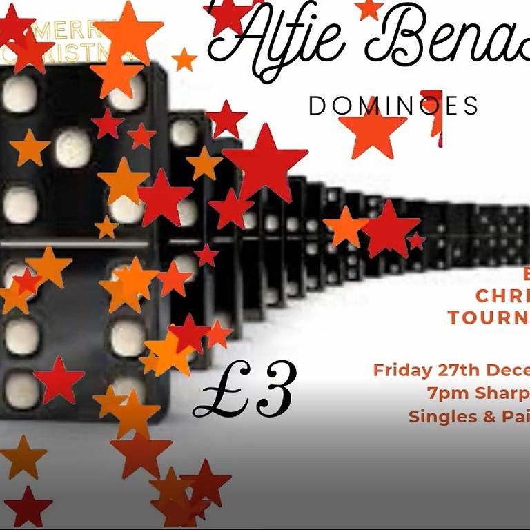 Alfie Benassi Dominoes Tournament