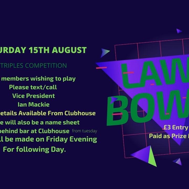 Club Lockdown Triples