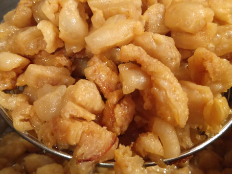 How to make Lard & the Gift of Cracklin