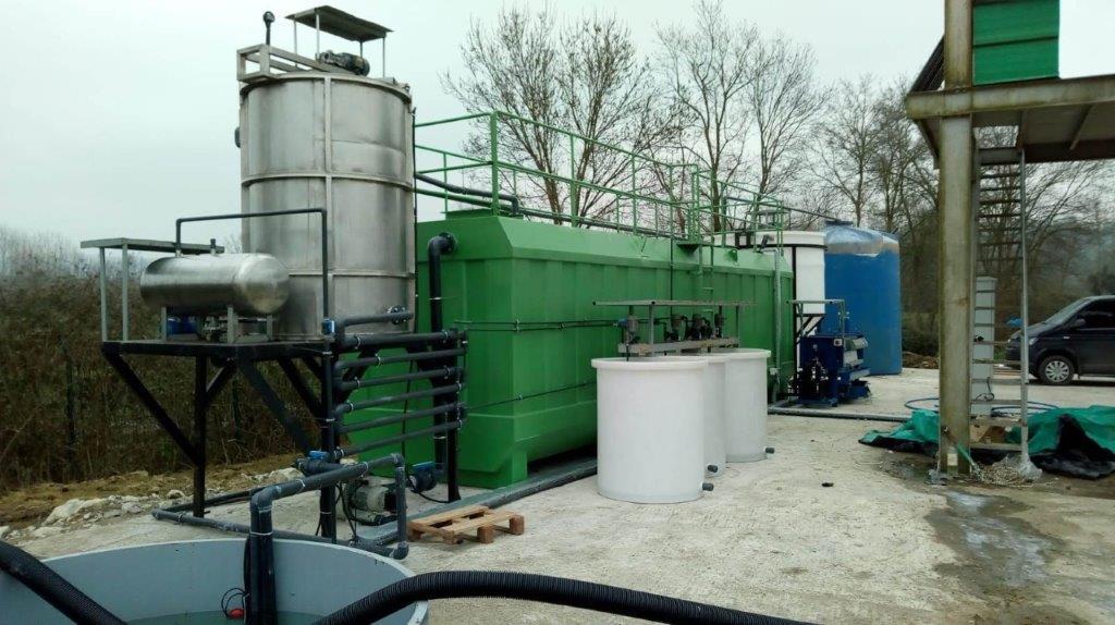 Buffa Süt Fabrikası / 2018