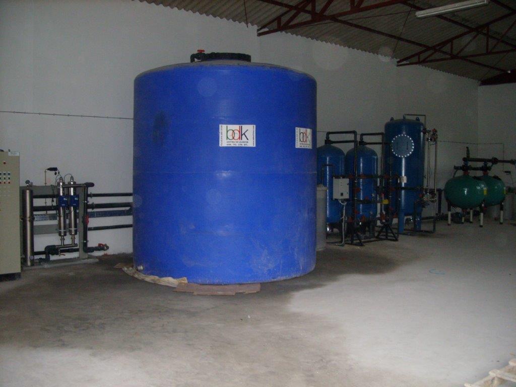 Selsan Tutkal Fabrikası / 2009