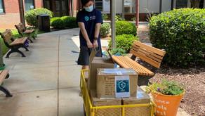 School Supplies Campaign: Donation to Fair Oaks ES