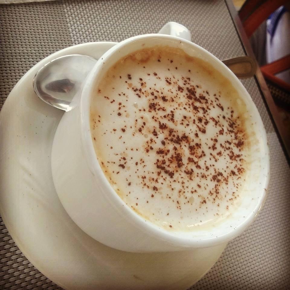 Cappuccino ala El Pueblo - Urban Cafe