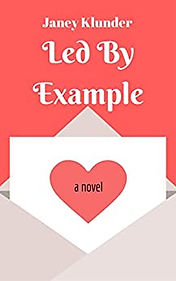 Books by Autistic Authors. Autistic Author Janey Klunder Writes Led By Example - a novel.