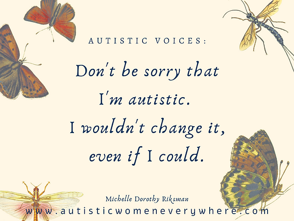 Useful Quotes about Autism by Women on t