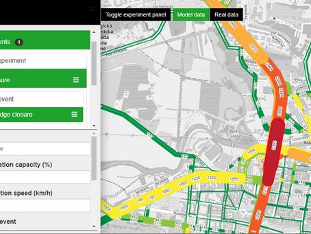A Traffic Modeler based app comes first in the Dubrovnik INSPIRE Hack