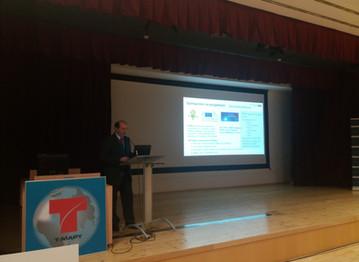 PoliVisu's Traffic Modeller Shines at  GIS Ostrava Conference