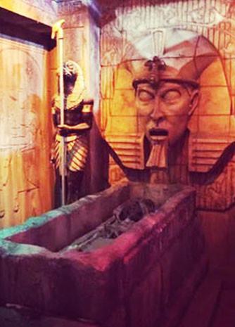 الغرفة الفرعونية