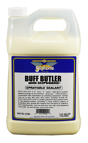 BUFF BUTLER W/ GLIPGUARD