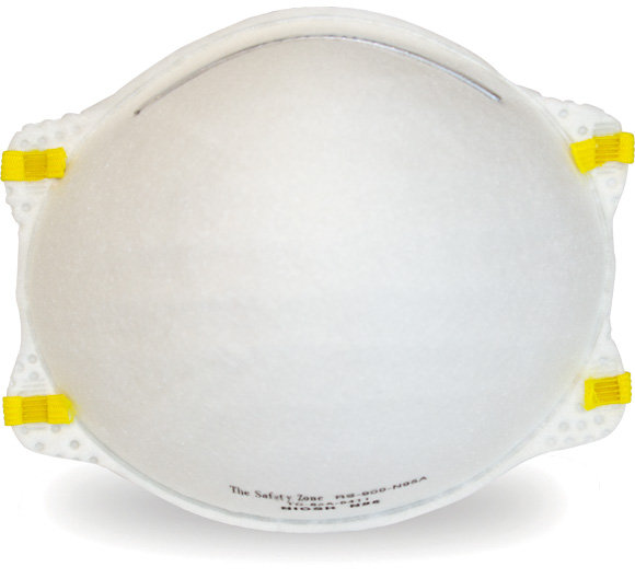 RESPIRATOR NIOSH N95 RATED