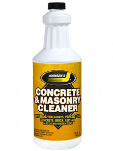 CONCRETE & MASONRY CLEANER