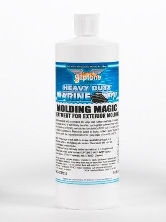 MOLDING MAGIC RUBBER TREATMENT