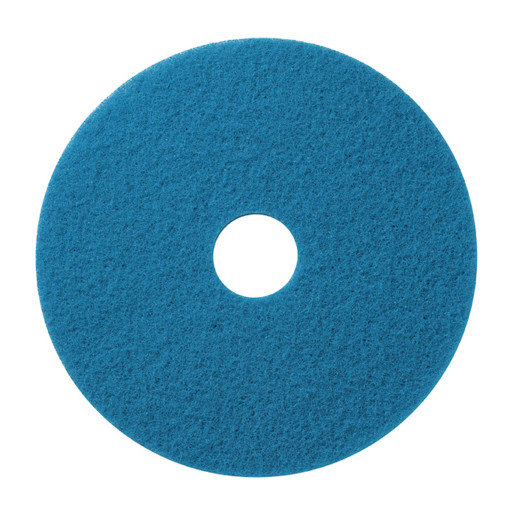 20'' BLUE CLEANER SCRUBBING PAD
