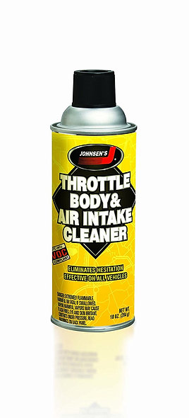 THROTTLE BODY & AIR INTAKE CLEANER