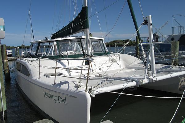 boat at dock daytona.JPG