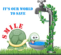 Help save our water