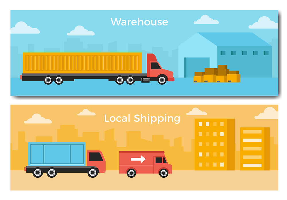 Urban Warehouse to reduce last mile delivery costs