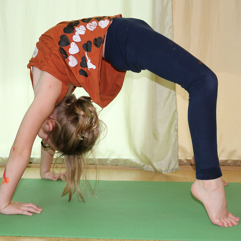 Mindfulness and Yoga in Schools (Ages 6-17) + Special Needs & Abilities