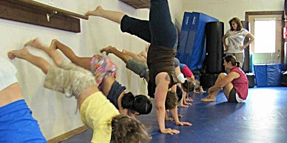 Fundamentals of Teaching Kids & Family Yoga (20 hrs)
