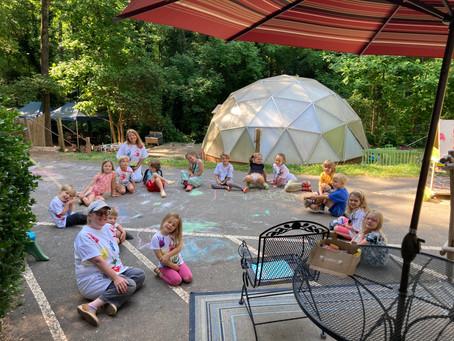 Ooey, gooey Fun - Primary week of May 17th