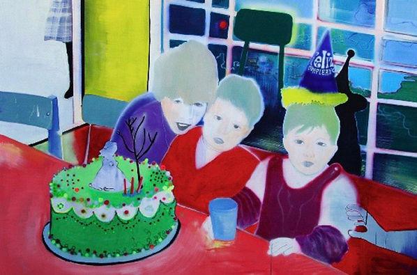 Feliz cumpleaños - Paola Carbone