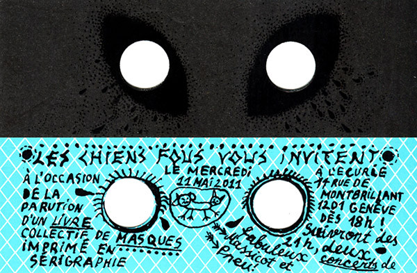 Livre des masques - Paola Carbone
