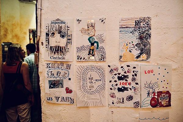 Atelier des Fanzines collectifs - Paola Carbone