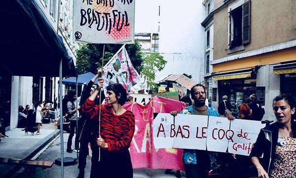 Sandales ou rangers pour ou contre - Paola Carbone