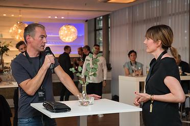 ADC, Prof. Florian Röhrbein, Alfred Kärcher, Nicole Hoefer-Wirwas, BOOST Seminare