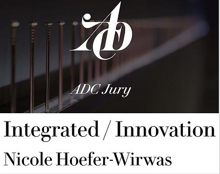 ADC Jury 2020 Nicole Hoefer-Wirwas