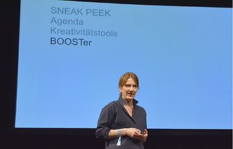 ADC Festival, Nicole Hoefer-Wirwas, BOOST