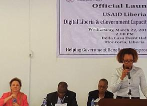 "IBI proudly participates in Official Launch of ""Digital Liberia"""