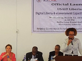 "IBI proudly participates in Official Launch of ""Digital Liberia"""