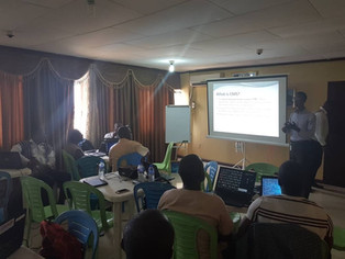 Content Management System workshop in Liberia brings together IT experts and Public Relations Office