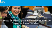 SLO project debuts online courses on gender and social inclusion in El Salvador