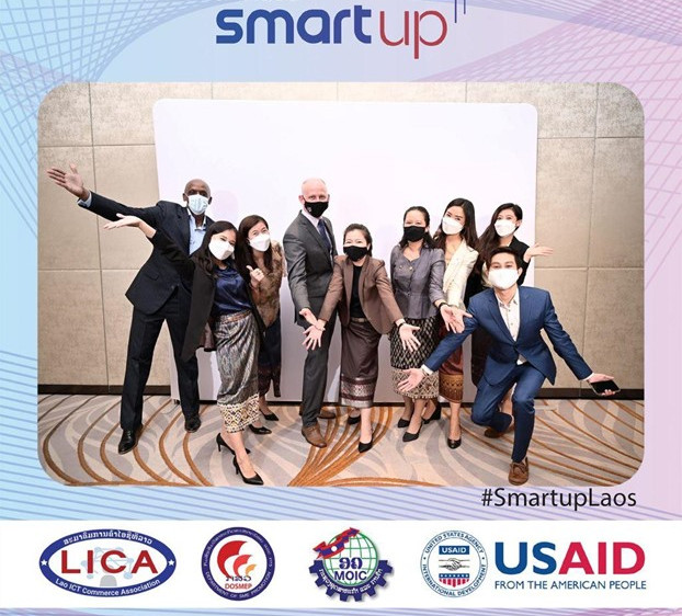 SmartUp - A New Learning Platform for Lao Businesses