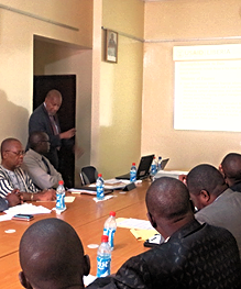 Developing Human and Institutional Capacity in Liberia's Public Sector