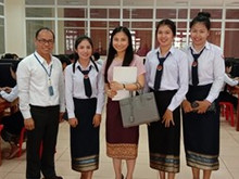 Promoting Growth in the Digital Economy – IBI Supports ICT Sector in Lao