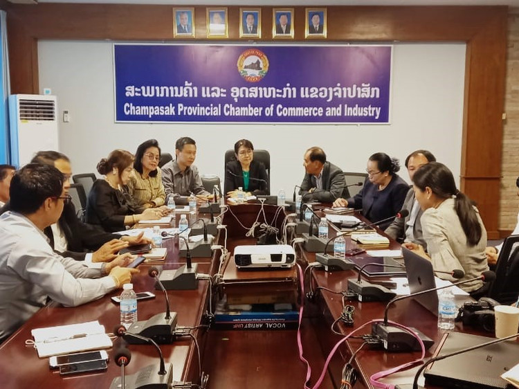 Local Public Private Dialogue as a Mechanism for Economic Growth in Lao