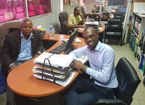 Local Ownership and Technological Innovation Bring Change to Liberia
