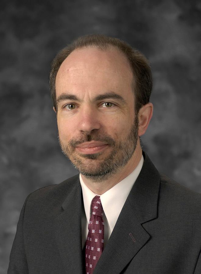 Bob Reschke, IBI's new Vice President for Programs