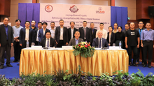 The Laos Business Environment Activity Supports Digital Solutions for SMEs