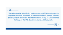 Adaptive Approach During COVID19: How ASEAN Policy Implementation (API) is Adjusting its Assistance