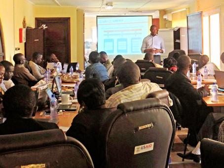 USAID-GEMS Conducts IT Unit Assessment Workshop