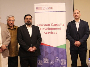 Pakistan Capacity Development Services (PCDS-SB) Activity Hosts a PFM Donor Coordination Meeting in