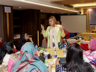 IBI Partners with Women Entrepreneurs in Bangladesh for Training on Trade Processes