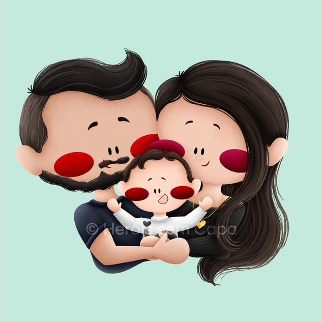 Heróis - Família Romero
