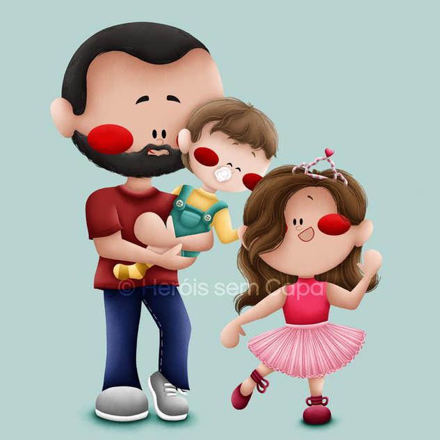 Heróis - Família Pinto Basto