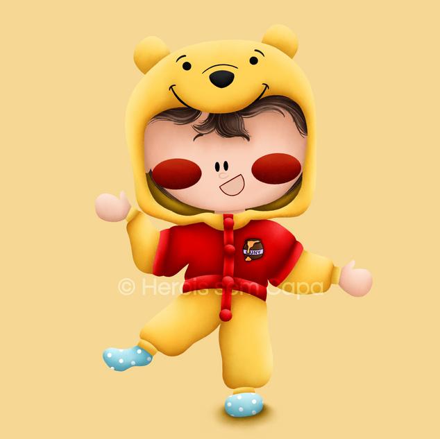 Herói Winnie the Pooh
