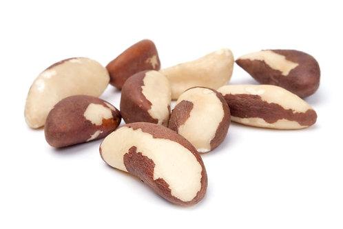 Brazil Nuts, 11LBS ORGANIC
